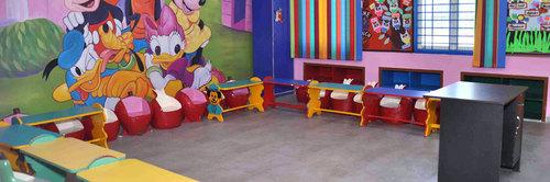Fiberglass Kids bench