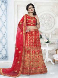 Beautiful Collection Of Embroidered Lehenga Choli