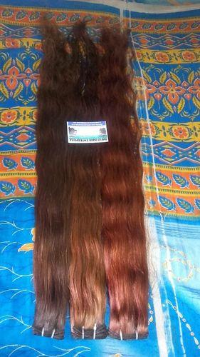 Brawn Hair Weft