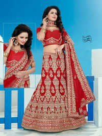 Wonderful Collection Of Embroidered Lehenga Choli