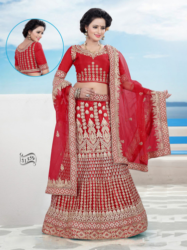 Exclusive Bridal Lehenga Choli Collection