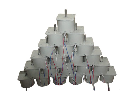 Industrial AC Servo Motors