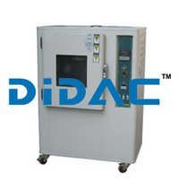 Air Motor Aging Rubber Testing Equipment