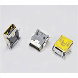Mini-Usb B Type 5 Pin Female Smt
