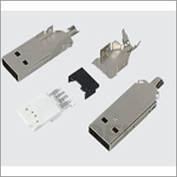 Usb A Type Male Solder
