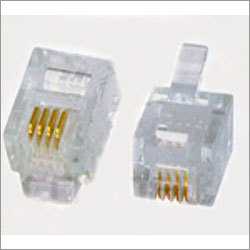 RJ and PCB Jack Connector