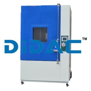 2600L Customized Dust Chamber