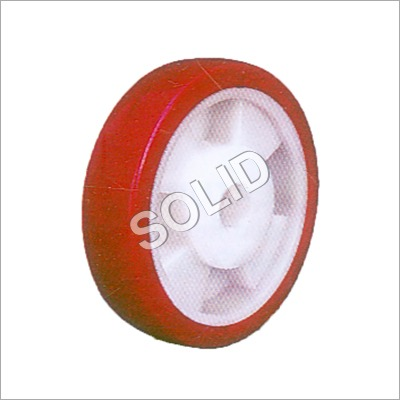 Polyurethane Tyred On Nylon (PUNY) Center Wheels Series