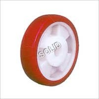 Nylon Coated Caster Wheel