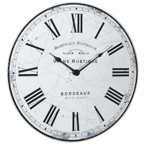 Standard wall clocks