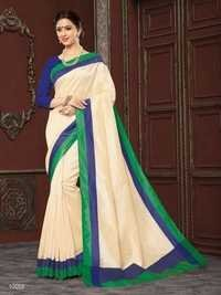 Gadhwal Cotton Saree