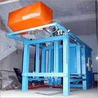 Semi Automatic Shape Molding Machine