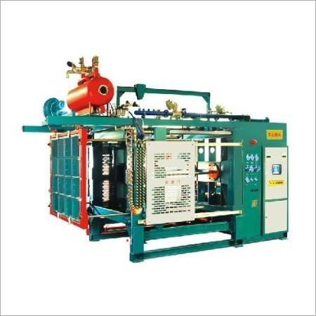 Automatic Pneumatic Shape Moulding Machine