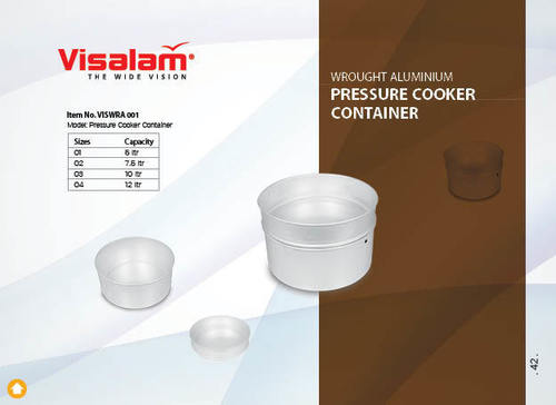 Pressure Cooker Container