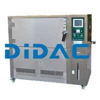 Electronic 8 Fluorescent UV Lamp UV Test Chamber