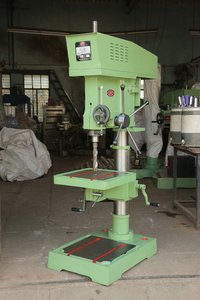 40mm Fine Feed Pillar Drilling Machine