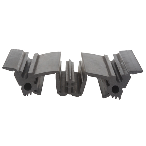 EPDM Glass Rubber Profiles