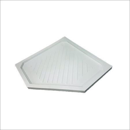 Pentagonal Shower Tray