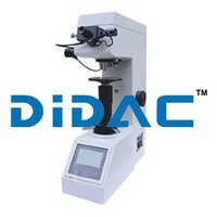 Digital Micro Vicker Portable Hardness Tester