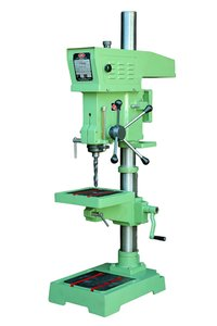 19 Mm Fine Feed Pillar Drill Machine