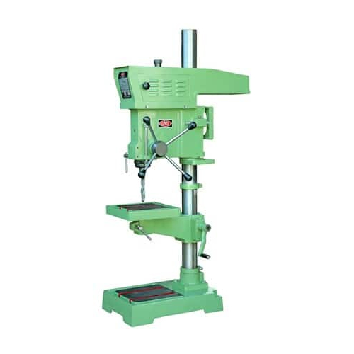 Semi All Geared Pillar Drill Machines