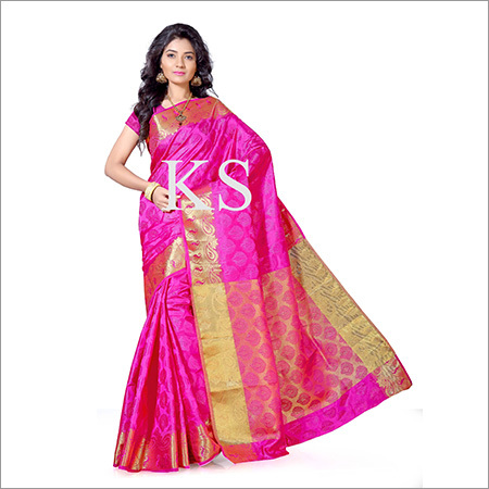 Kanchipuram Art Silk Brasso Sarees