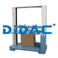 Digital Carton Compression Test Machine