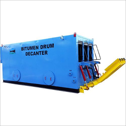 Bitumen Drum Decanter Plant