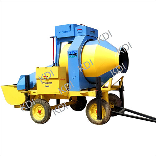 Construction Concrete Machinery