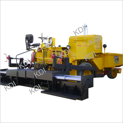 Mechanical Paver