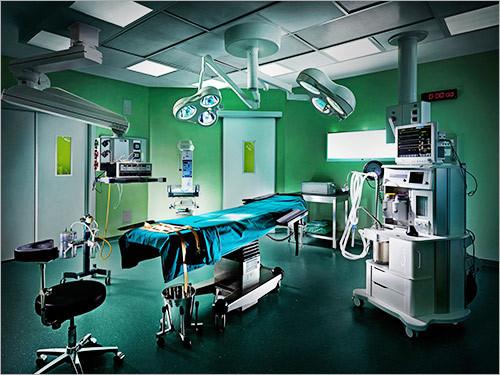 E Coat for Hospitals