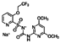 Trifloxysulfuron sodium salt