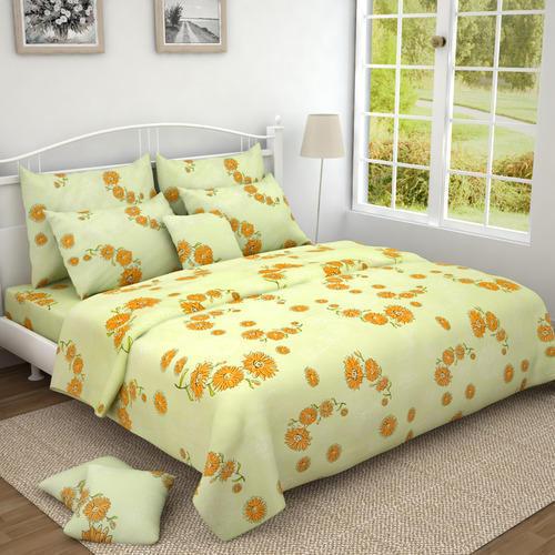 Floral Bed Sheet