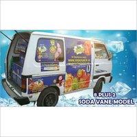 12+2 Van Soda Machine