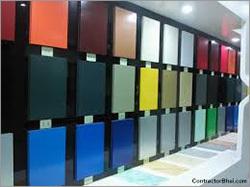 Aluminum Composite Exterior Panel