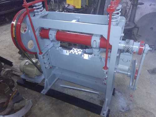Expanded Metal Machine