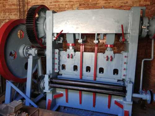 Heavy Duty Perforating Machine