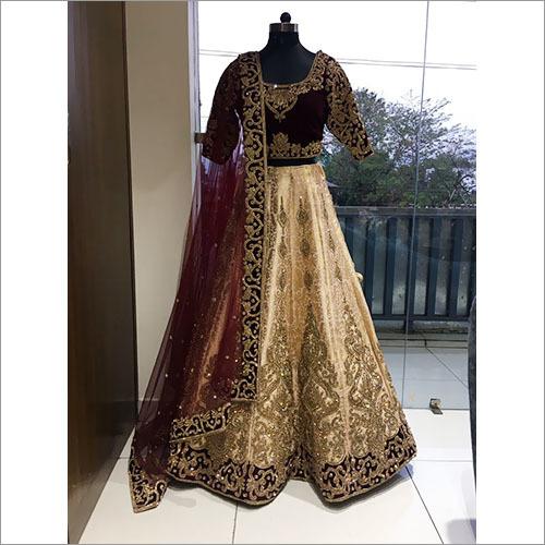 Fancy Bridal Lehenga