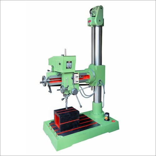 ALL GEARED RADIAL DRILL MACHINES