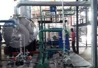 Charcoal Fired Based Carbon Di-Oxide Production Plant