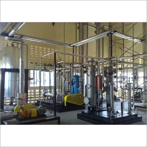 Industrial Source Based Co2 Recovery Plant