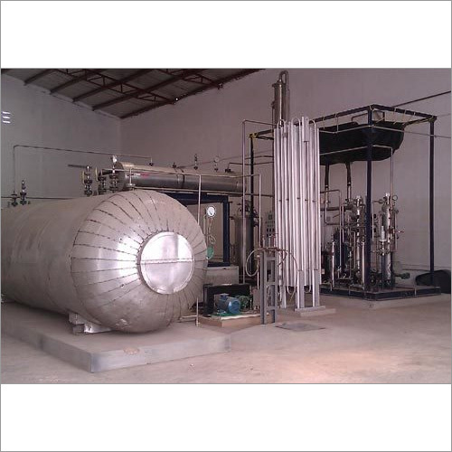 Brewery Based Co2 Recovery System