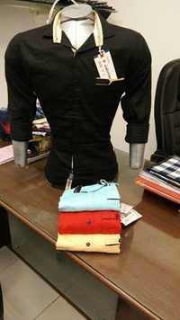 fancy desiner plain shirt