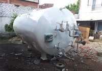 Vacuum Insulated Storage Tanks (Co2, N2, O2)