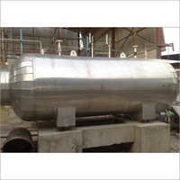 PUF Insulated Co2 Tanks