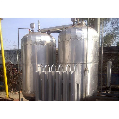 Portable CO2 Tanks