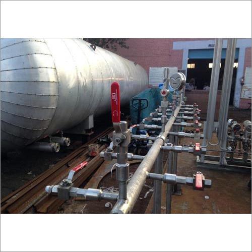 CO2 Cylinder Filling Machine