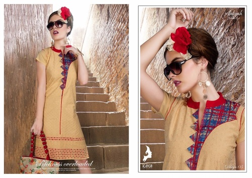 Exclusive Chikan Kurtis