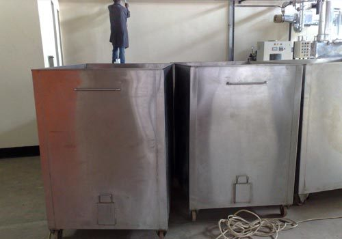 25 Kg-hr Dry Ice Pelletizer