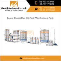 Mineral Water Bottling Plant.